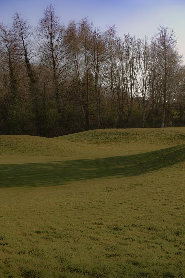 The Long Ashton golf course