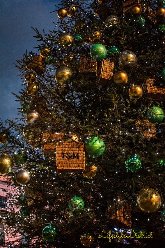 Lifestyle District | Bristol culture & photography blog: Christmas Lights London '15 &emdash; DSC_5347