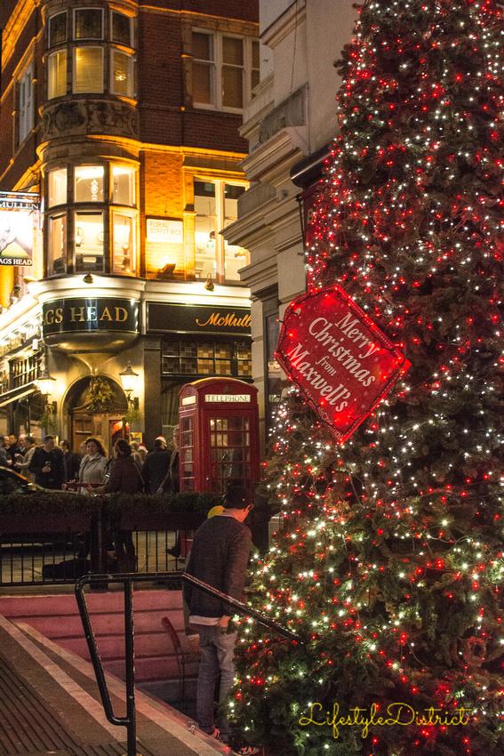 Lifestyle District | Bristol culture & photography blog: Christmas Lights London