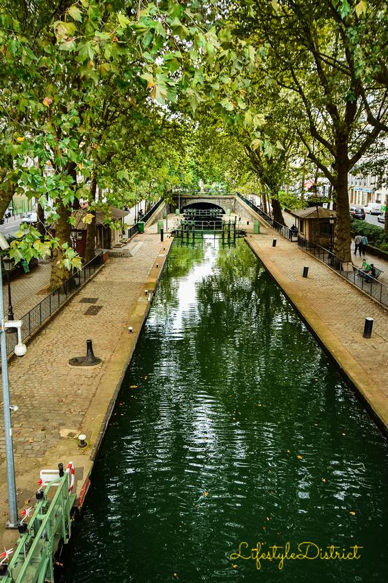 Canal Saint Martin in Paris   Lifestyle District